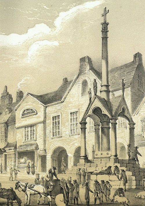 Market Cross Heritage
