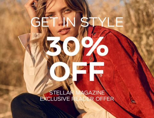 GET IN STYLE WITH 30% OFF AT VERO MODA THIS MONTH