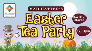 Mad Hatter Easter Party