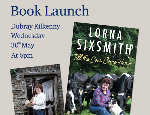 Book Launch with Lorna Sixsmith