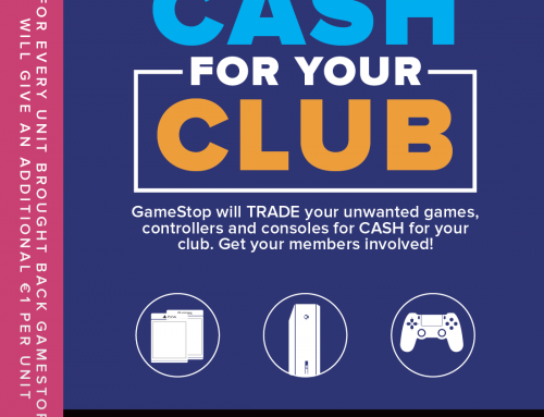 Gamestop- Cash for your Club