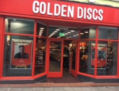 New Store Alert – Golden Discs are now open!